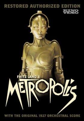 F.W. Murnau's restored Metropolis