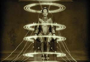 Futura the robot from Metropolis