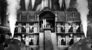The Moloch machine from Metropolis