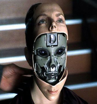 Robots in popular fiction... from A.I.: Artificial Intelligence.