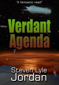 Verdant Agenda cover