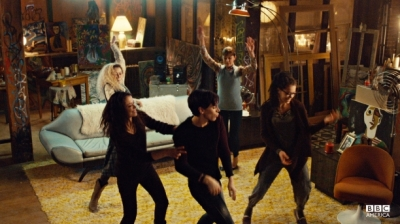 Orphan Black dance party