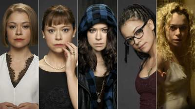 Tatiana Maslany of Orphan Black