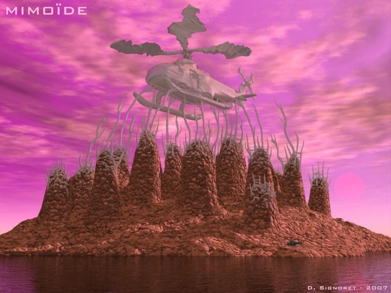 A mimoide