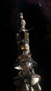 Ascension ship