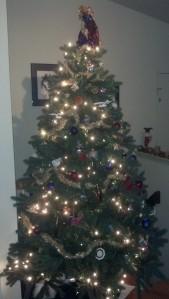 2014 Christmas tree