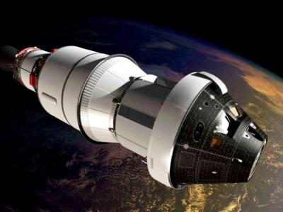 NASA Orion spacecraft system