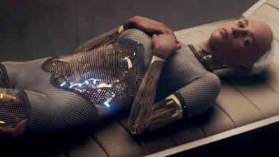 Ava in Ex Machina