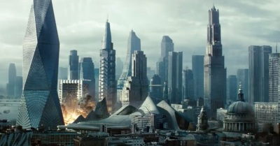 London in Star Trek's future