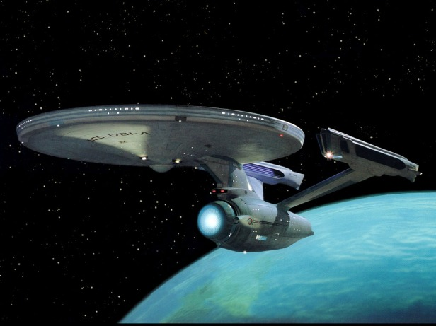 Star Trek Enterprise A