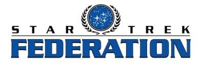 Star Trek: Federation logo