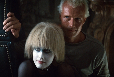 Blade Runner: Roy and Pris