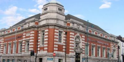 Stockport Central Library
