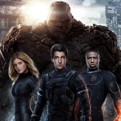 Fantastic Four 2015 movie