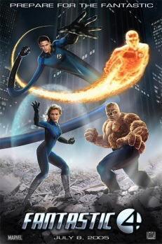 Fantastic Four (2005 movie)