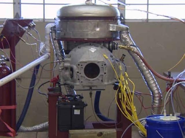 MacDowell Stirling Engine design