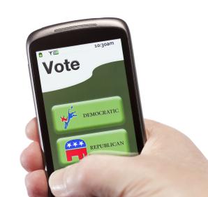 smartphone voting