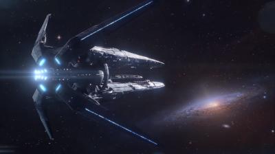 Ryder's ark ship