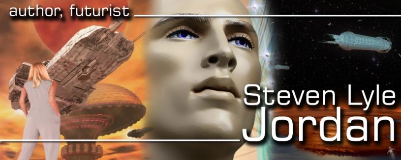 Steven Lyle Jordan novels banner