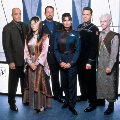 Babylon 5 final cast