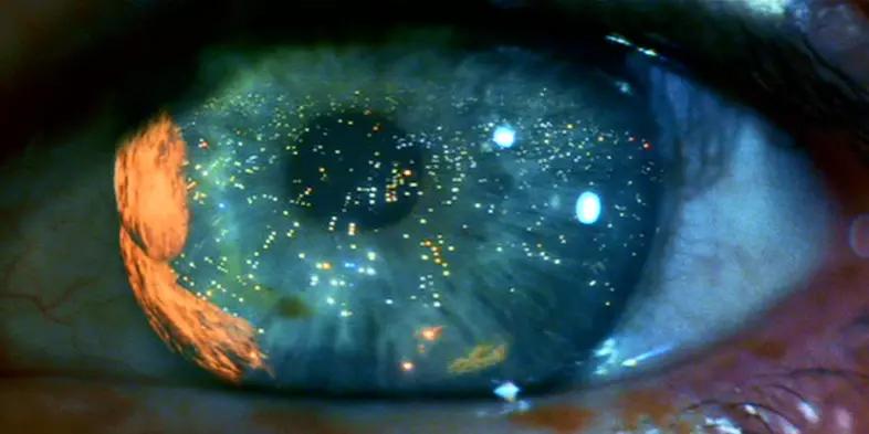 Deckard's eye