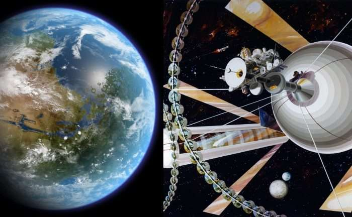 terraforming vs satellites