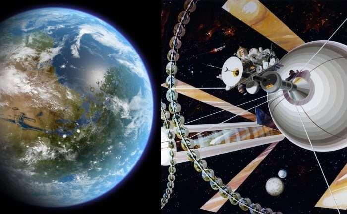 terraforming vs satellites