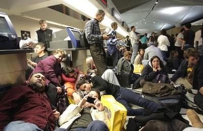 Newark Airport Delay