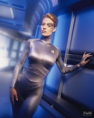Jeri Ryan Seven of Nine