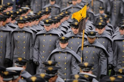 Cadets from the U.S. Military Academy