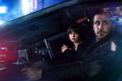 Blade Runner 2049's K and Joi