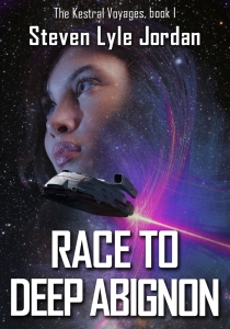 cover of The Kestral Voyages: Race to Deep Abignon