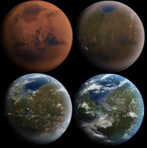 Mars Transition
