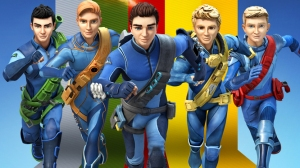 Thunderbirds Are Go TV show