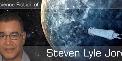 Banner for The Science Fiction of Steven Lyle Jordan