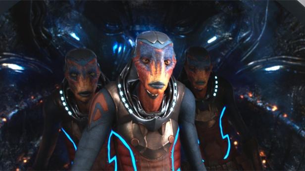 Valerian aliens