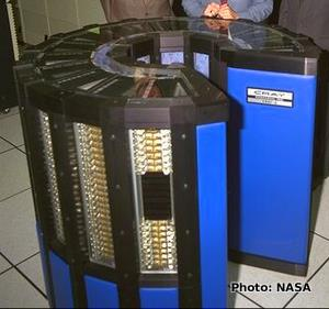 Cray supercomputer