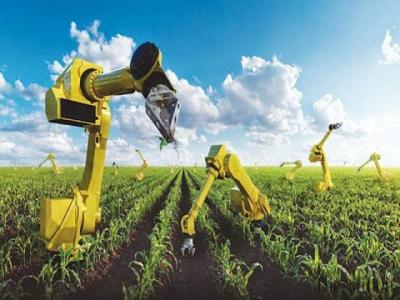 Robotic farming