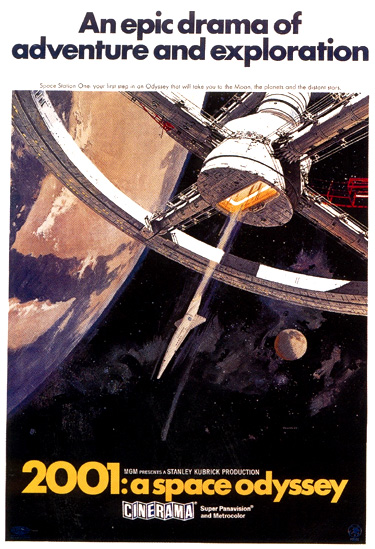 2001 movie poster