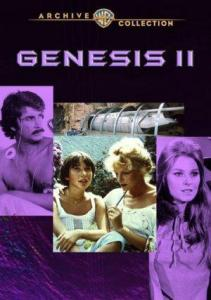 VHS cover of Genesis II
