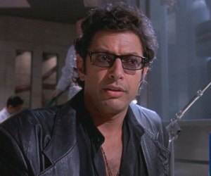 Dr. Ian Malcolm (Jeff Goldblum, Jurassic Park)