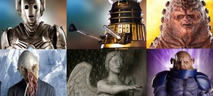 Many alien villains of Doctor Who