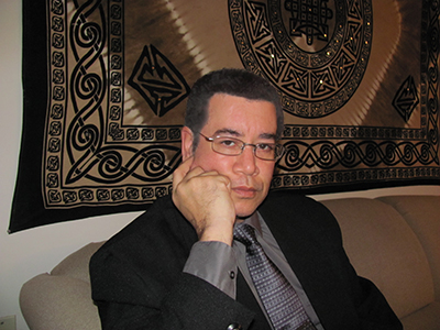 author Steven Lyle Jordan