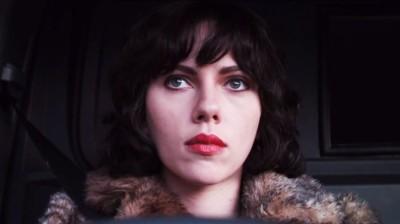 Scarlett Johansson in Under the Skin