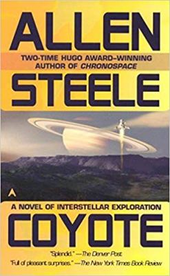 Cover for Allen Steele's Coyote