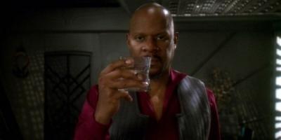 Benjamin Sisko confesses his sins