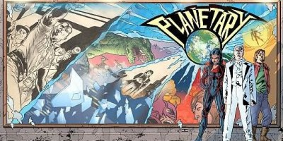 Planetary banner