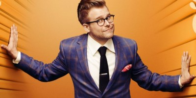 Adam Conover of Adam Ruins Everything