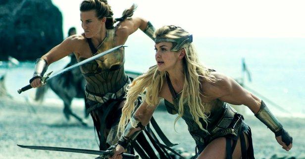 warriors of Themyscira