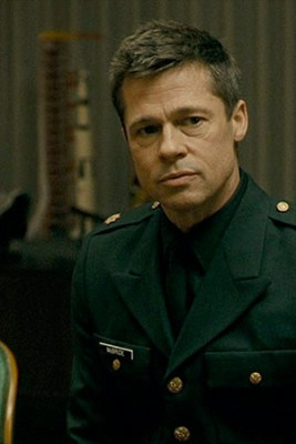 Brad Pitt as Roy McBride